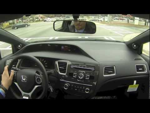 2013 Honda Civic Si Test Drive and Review