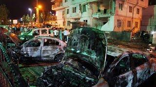 Sultanbeyli'de polis merkezine saldırı: 5'i polis, 10 yaralı