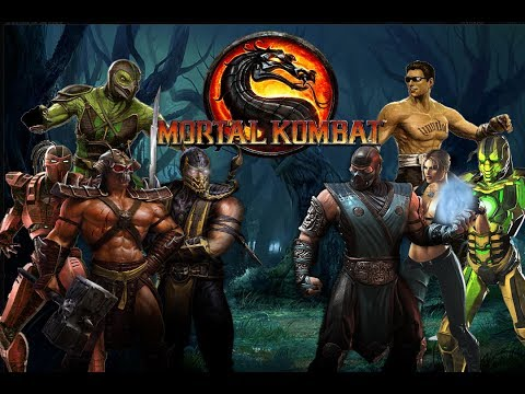 Mortal Kombat 9 Komplete Edition All Umes Skins All Intros