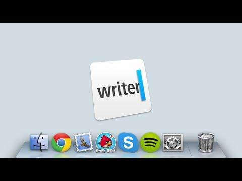 iA WRITER, POUR LES VRAIS ÉCRIVAINS !! 📝  - JM ET SON MAC