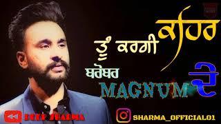 Golden Heart Punjabi Song Hardeep Grewal Whatsapp Stauts Create by Deep Sharma