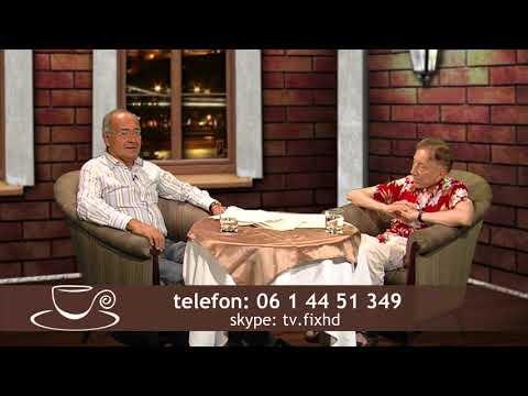 FIX TV | Bóta Café - Vásáry Tamás | 2018.08.07.