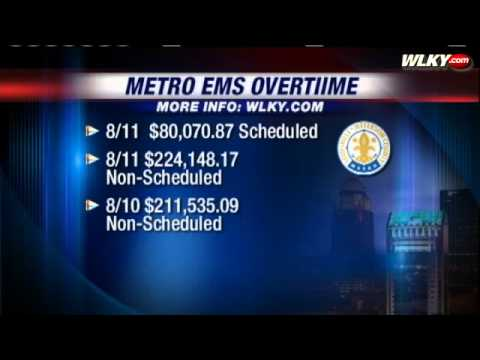 EMT: Metro EMS Workers Too Exhausted To Work Effectively
