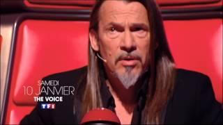 the voice samedi 10 janvier Tf1 1 1 2015 la plus belle voix