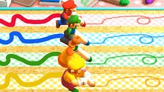 Mario Party The Top 100 - All Mario Party 4 Minigames