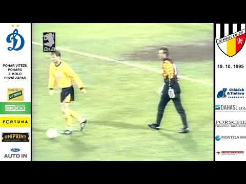 RETRO: FK Dynamo Moskva – SK Hradec Králové 1:0