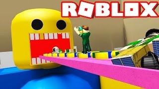 ¡ ME COMEN EN ROBLOX ! | Roblox Get Eaten en Español