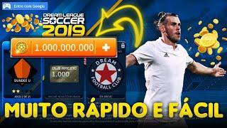 Como Ter Dinheiro Infinito no Dream League Soccer 2019!