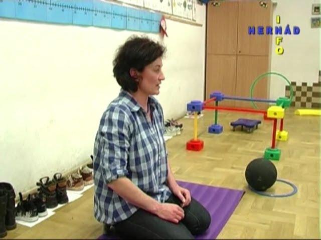 SULIVÁR Mozgásfejlesztés a hernádi iskolában