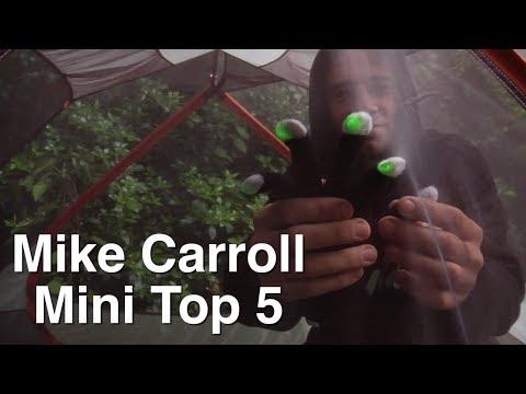 Mike Carroll Mini Top 5