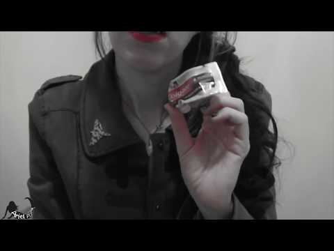 Tingly ASMR Vampiress product review tapping scratching soft spoken