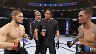 Khabib vs. Yancy Medeiros (EA Sports UFC 2)