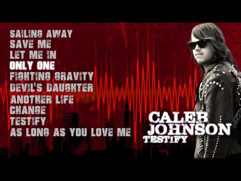 Caleb Johnson - Testify (Album Sampler)