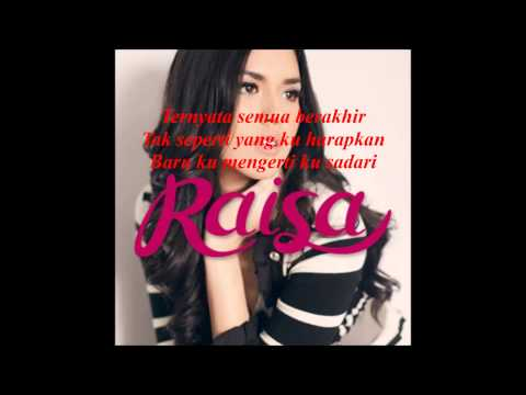 Raisa - Melangkah with Lyrics (Dengan Lirik)