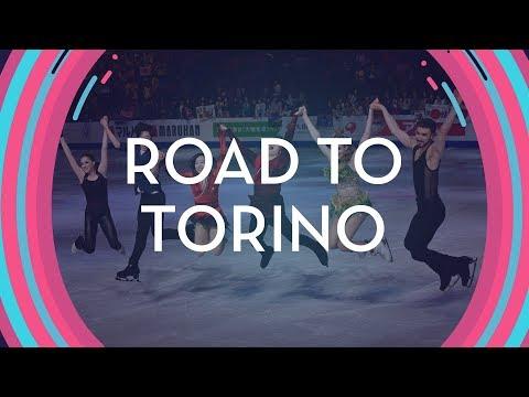 On the Road to Torino   Season 2019   #GPFigure