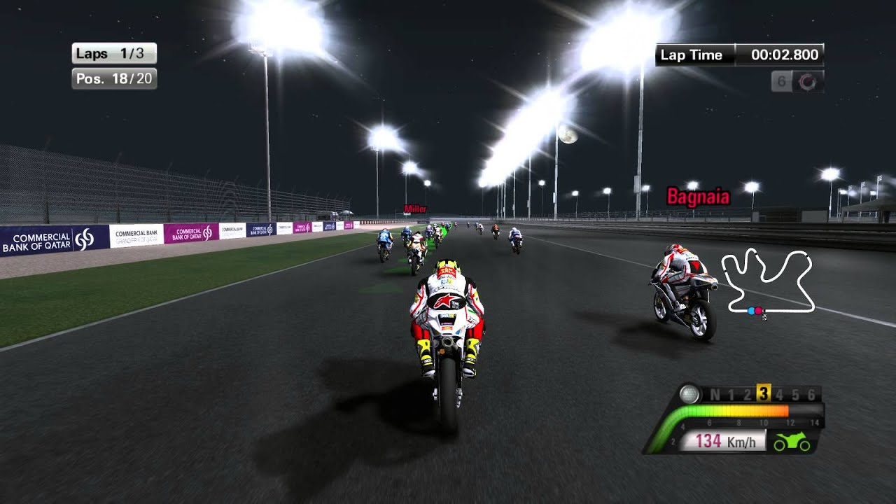 Bike Racing Games For Pc MotoGP Game Demo
