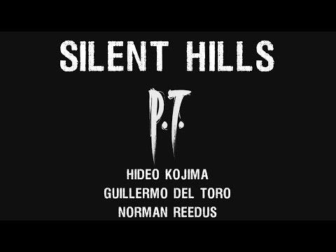 SILENT HILLS PT - WTF!? Hideo Kojima, Guillermo del Toro and Norman Reedus