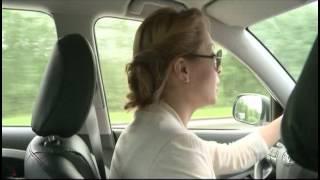 Авто Вести, тестируем Toyota RAV4 по бездорожью