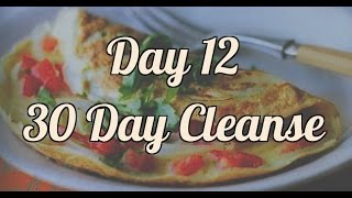 Day 12 | 30 Day Cleanse