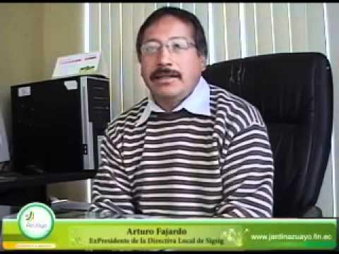 Jardin azuayo en s gsig youtube for Jardin azuayo