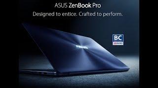 Обзор ноутбука ASUS ZenBook Pro UX550VE