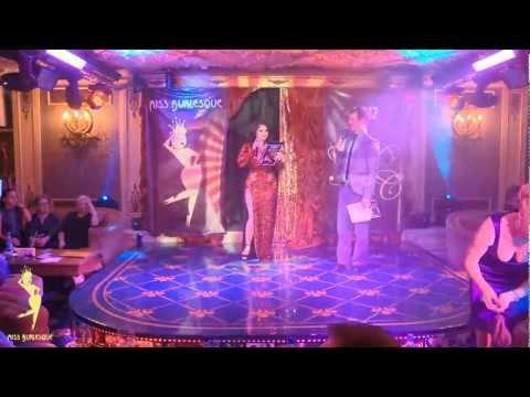 Miss Burlesque from Russia 2012 Представление участников