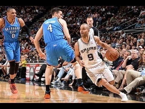 Tony Parker's Sharp Performance Leads Spurs Over Thunder in Game 2