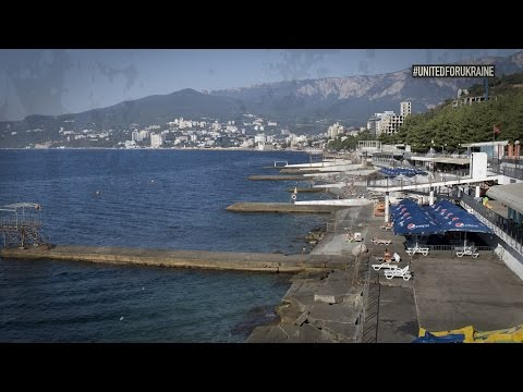 Crimea: Russia's Illegal Occupation Tanks Tourism
