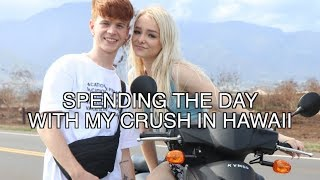 SPENDING THE DAY WITH MY CRUSH IN HAWAII (EPISODE 2)