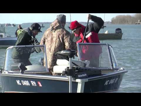 Fishing Wyandotte Walleye Jig 4-17-13