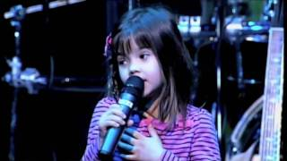 "SOOOO CUTE: ""Daddy, I love you!"" sung by 5 yr old Kaitlyn!!!!!"
