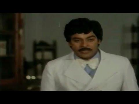 Veta Telugu Movie || Ranganadh Enquire Chiranjeevi || Chiranjeevi, Jaya Prada, Sumalatha