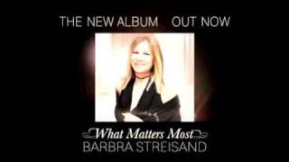 Barbra Streisand - What Matters Most - TV Ad