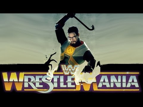 Ttt : Wrestlemania video
