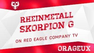 Обзор Rheinmetall Skorpion G   orageux