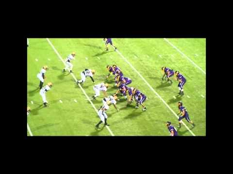 Austin Gray Abilene Wylie Senior Highlights