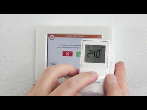 HR92 toewijzen aan nieuwe zone | Honeywell Home