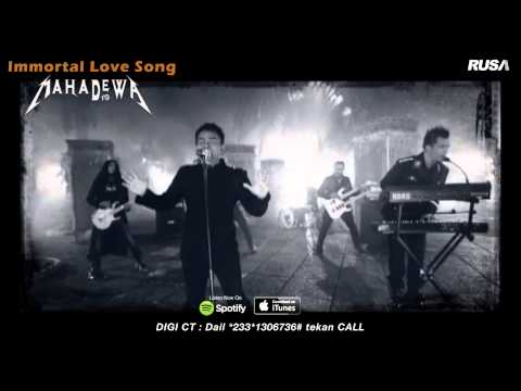 Mahadewa Feat. Judika - Immortal Love Song [Versi Promo]