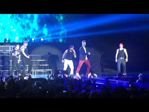 Larger Than Life Backstreet Boys Warszawa 2014 video