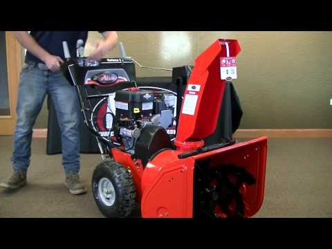 Snow Blower Comparison   Toro & Ariens