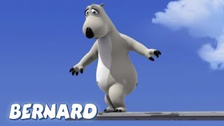 Bernard Bear | Diving Board AND MORE | 30 min Compilation | Cartoons for Children