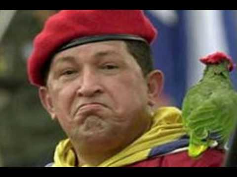 Hugo Chávez arremete contra el Papa Benedicto XVI