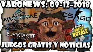 Juegos Gratis y Noticias: Torchlight, Nuevo Conan, Counter strike GO y más | Varonews 20181209