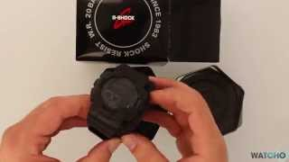 Casio G-Shock Watch GD-120MB-1ER - Hands On Review