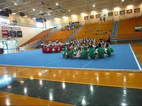 Dacula High School Cheerleading Compeion 2010 Middle School Division