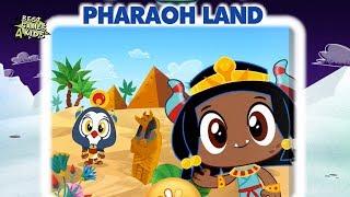 Budge World - Kids Games, Creativity and Learning   Unlock PHARAOH LAND By Budge