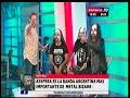 Crónica Rock de Entrevista a