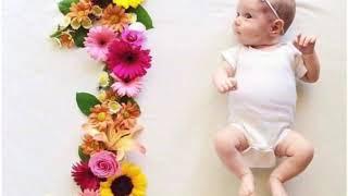 Monthly Baby Photoshoot...!!