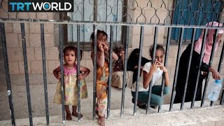 The War in Yemen: Misery continues for families escaping Hudaida