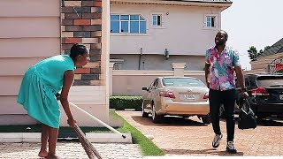 The Beautiful Little Blind Girl That Won The Heart Of A Billionaire Handsome Guy - nigerian movies
